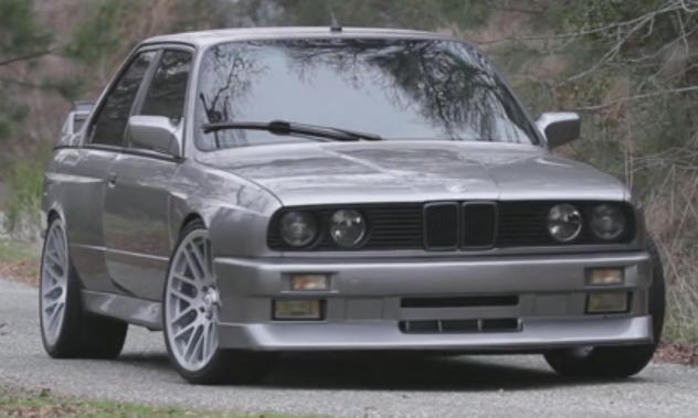 Show Us The Non Typical Wheels On Your Car Or Other E30