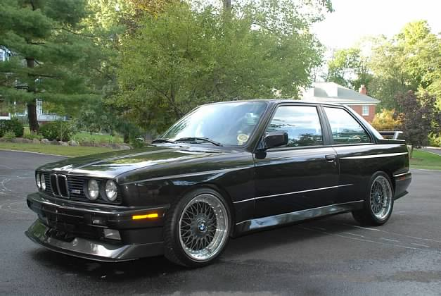 1988 E30 M3 Diamond Schwartz Black In Northern Nj S14 Net